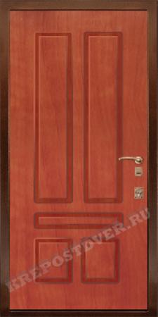 Входная дверь Эконом-МДФ-145 — 1 фото