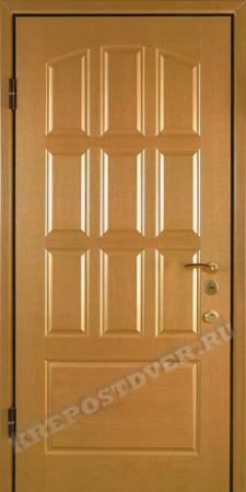 Входная дверь МДФ-9 — 1 фото