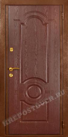 Входная дверь Эконом-МДФ-148 — 1 фото