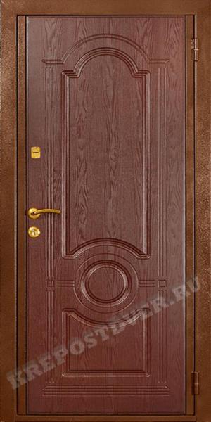 входные двери с мдф под пленкой