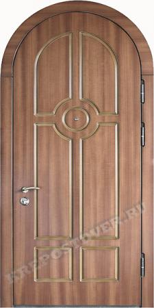 Входная дверь МДФ-149 — 1 фото