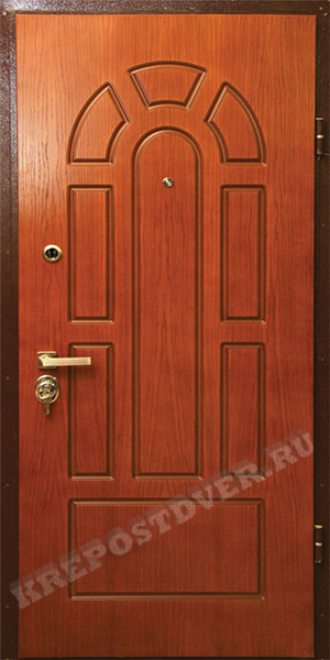 входная дверь металлическая мдф