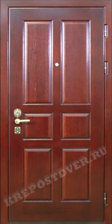 Входная дверь МДФ-152 — 1 фото