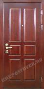 Входная дверь МДФ-152-Т