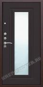 Входные двери с зеркалом в квартиру