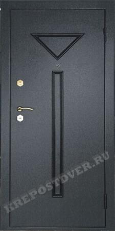 Входная дверь МДФ-158 — 1 фото