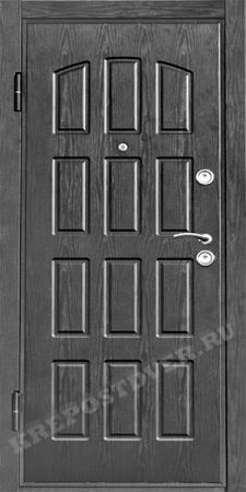 Входная дверь Эконом-МДФ-159 — 1 фото