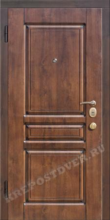 Входная дверь МДФ-160 — 1 фото