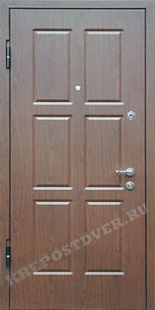 Входная дверь МДФ-161 — 1 фото