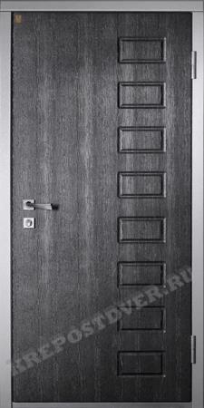 Входная дверь МДФ-162 — 1 фото