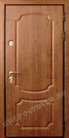 Входная дверь Эконом-МДФ-163 — 1 фото