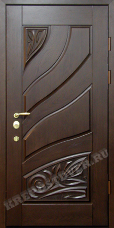 Входная дверь МДФ-11 — 1 фото