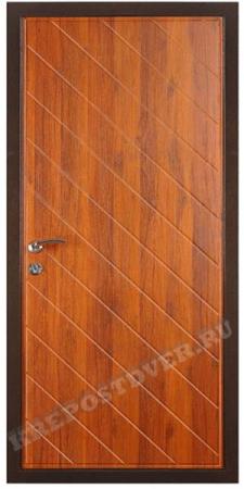 Входная дверь Эконом-МДФ-166 — 1 фото
