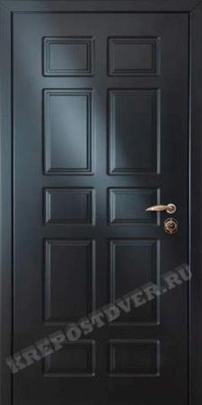 Входная дверь Эконом-МДФ-170 — 1 фото