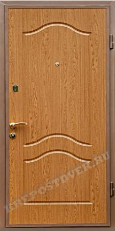 Входная дверь Эконом-МДФ-172 — 1 фото