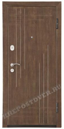 Входная дверь МДФ-173 — 1 фото
