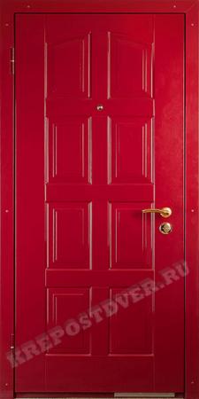 Входная дверь Эконом-МДФ-176 — 1 фото