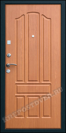 Входная дверь Эконом-МДФ-178 — 1 фото