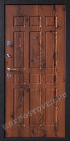 Входная дверь Эконом-МДФ-180 — 1 фото