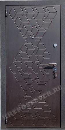 Входная дверь Эконом-МДФ-181 — 1 фото