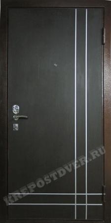 Входная дверь Эконом-МДФ-185 — 1 фото