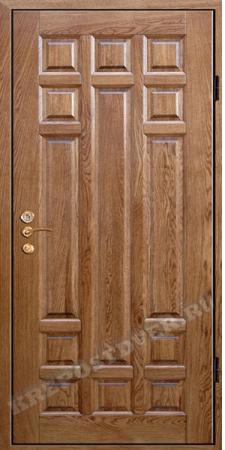 Входная дверь Эконом-МДФ-13 — 1 фото
