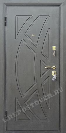 Входная дверь МДФ-194 — 1 фото