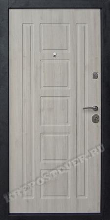 Входная дверь Эконом-МДФ-196 — 1 фото