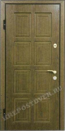 Входная дверь Эконом-МДФ-197 — 1 фото