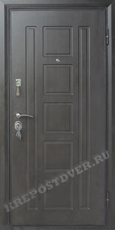 Входная дверь Эконом-МДФ-200 — 1 фото