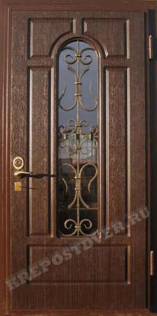 Входная дверь МДФ-208-Т — 1 фото