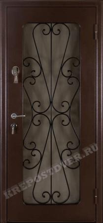 Входная дверь МДФ-213 — 1 фото
