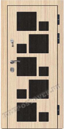 Входная дверь МДФ-215 — 1 фото