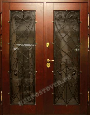 Входная дверь МДФ-241 — 1 фото