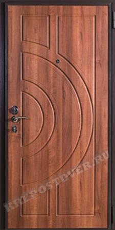 Входная дверь Эконом-МДФ-15 — 1 фото