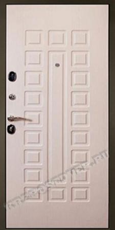 Входная дверь МДФ-16 — 1 фото
