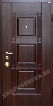 Входная дверь МДФ-18 — 1 фото