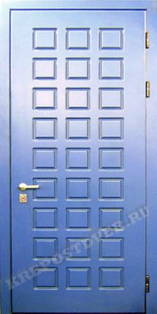 Входная дверь Эконом-МДФ-19 — 1 фото