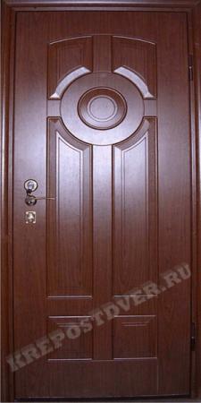 Входная дверь Эконом-МДФ-21 — 1 фото
