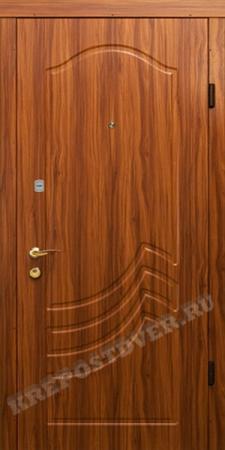 Входная дверь МДФ-22 — 1 фото