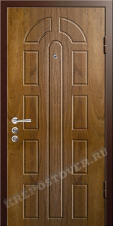 Входная дверь Эконом-МДФ-24 — 1 фото
