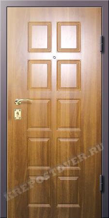 Входная дверь Эконом-МДФ-28 — 1 фото