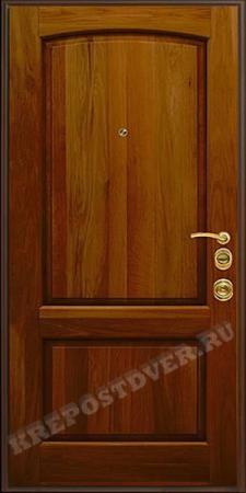 Входная дверь МДФ-30 — 1 фото