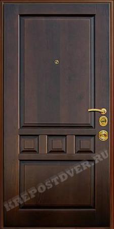 Входная дверь МДФ-31 — 1 фото