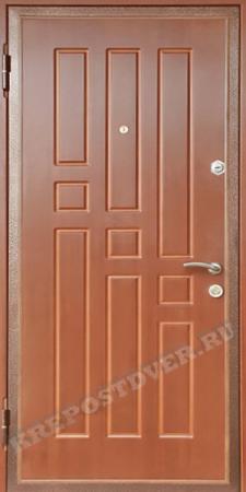 Входная дверь МДФ-33-Т — 1 фото