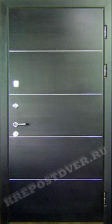 Входная дверь МДФ-34-Т — 1 фото