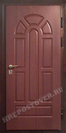 Входная дверь МДФ-35 — 1 фото