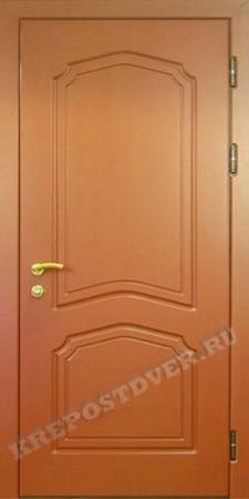 Входная дверь Эконом-МДФ-36 — 1 фото