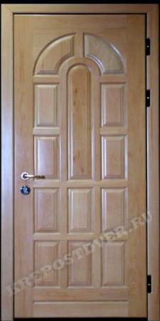 Входная дверь МДФ-38-Т — 1 фото