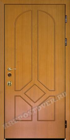 Входная дверь Эконом-МДФ-40 — 1 фото
